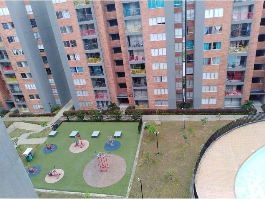 apartamento en venta itagui sendero verde