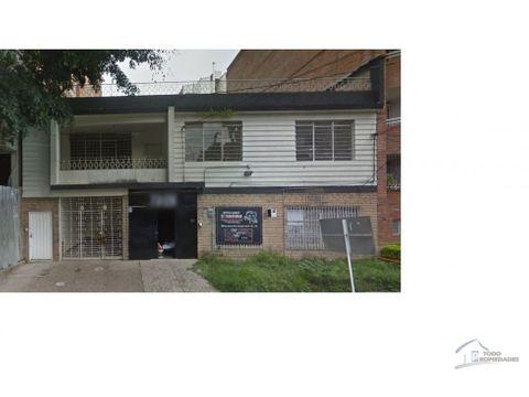 casa lote para la venta barrio laureles