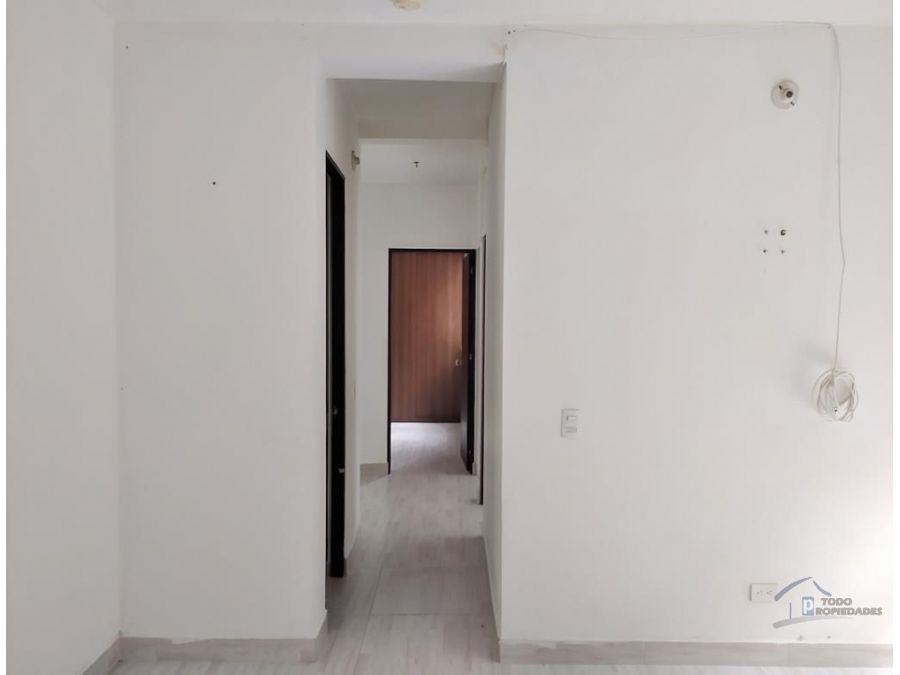 apartamento en venta bello sector santa ana