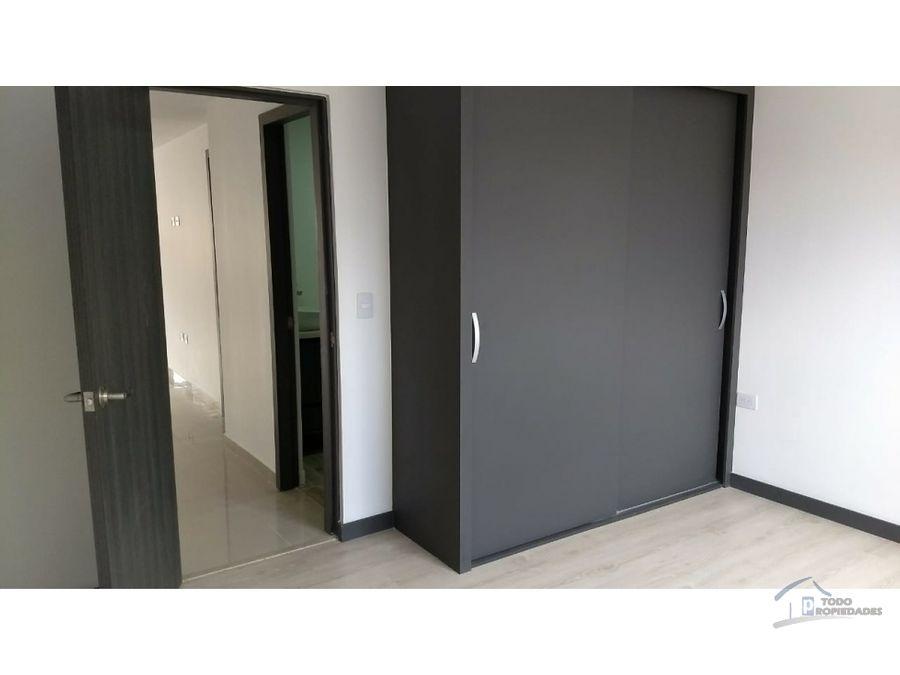 apartamento en venta calazans parte baja