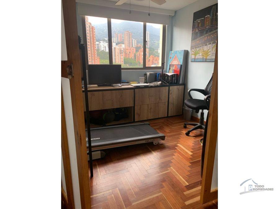 apartamento en venta la inferior con los balsos