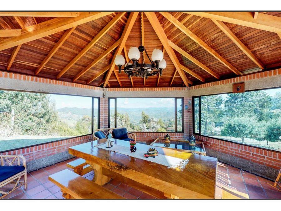 casa en venta en las palmasenvigado