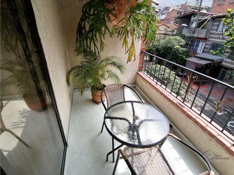 apartamento en venta buenos aires cerca al tranvia 124 mts