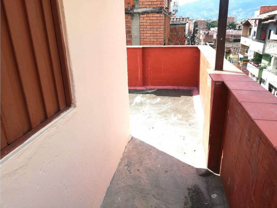 casa en venta envigado la sebastiana pisos 2 y 3
