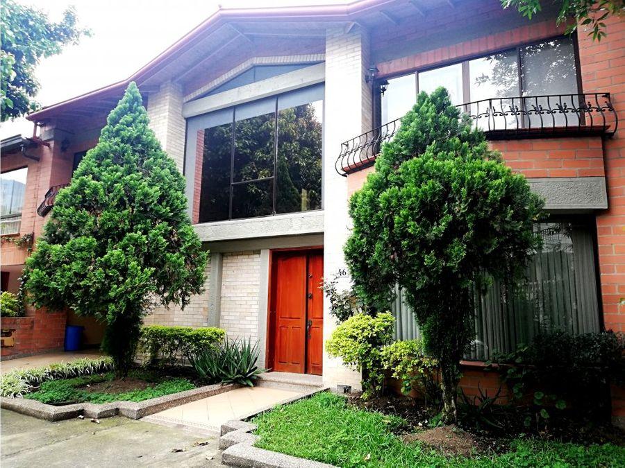 casa en venta sabaneta fidelena