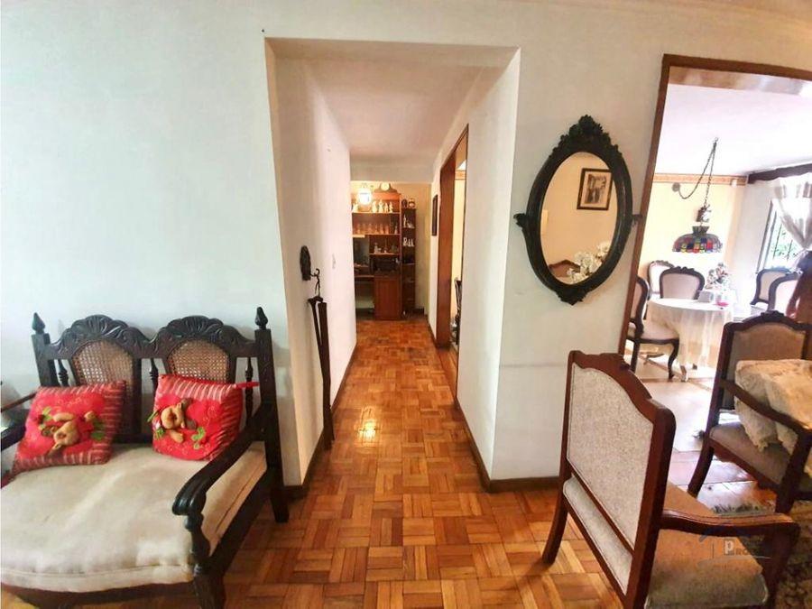 apartamento en venta barrio conquistadores av 33