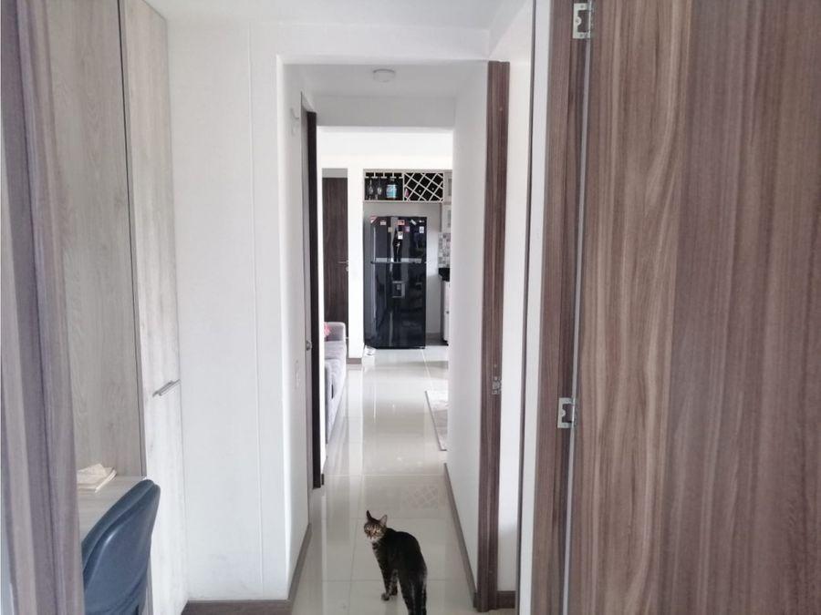 apartamento en venta en la estrella parte baja