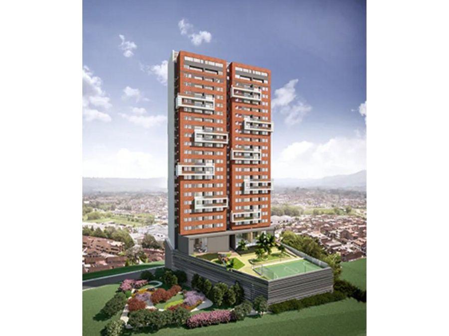 apartamento en venta rionegro sector santa ana