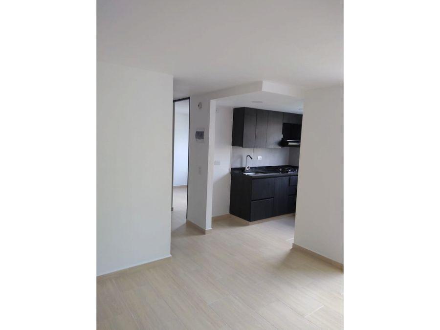 apartamento en venta en la estrella sector la tablaza