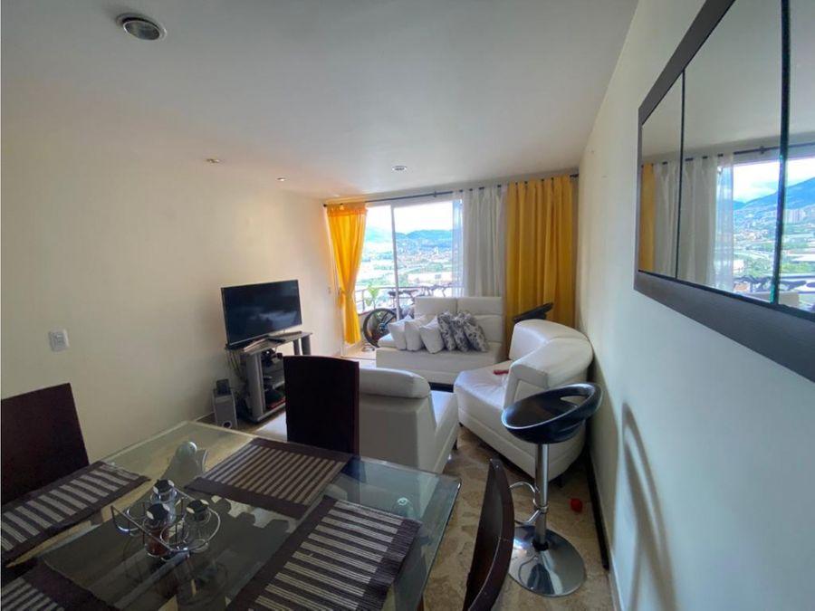 apartamento en venta sabaneta sector villas del carmen