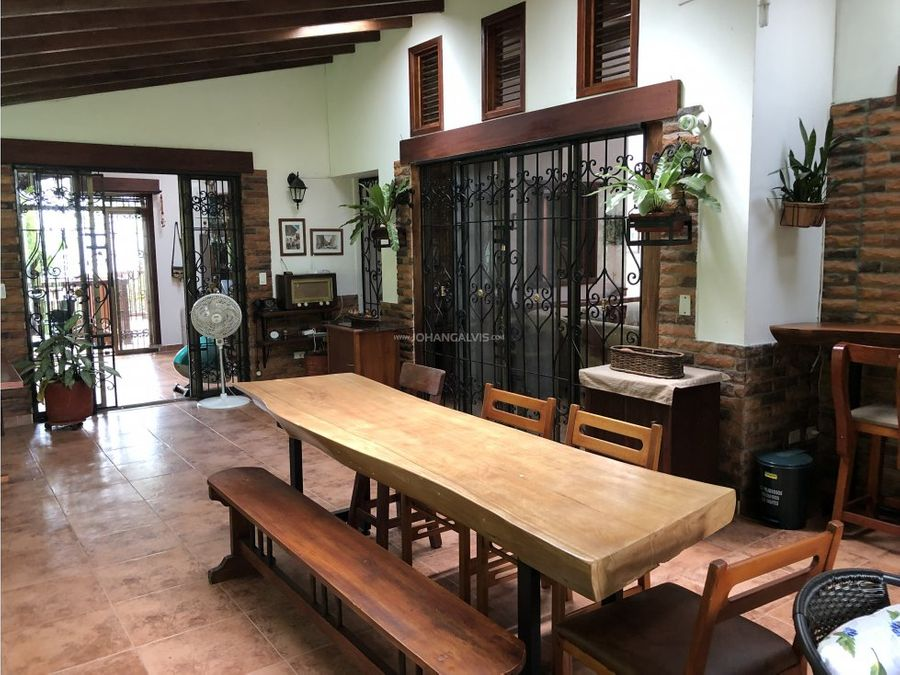 venta de casa campestre armenia
