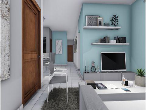 exclusivo proyecto de apartamentos en villa marina