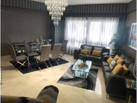 apartamento amueblado de lujo en la esperilla