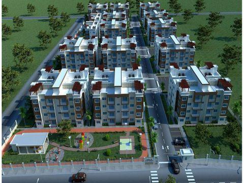 apartamentos en la av ecologica con bono vivienda