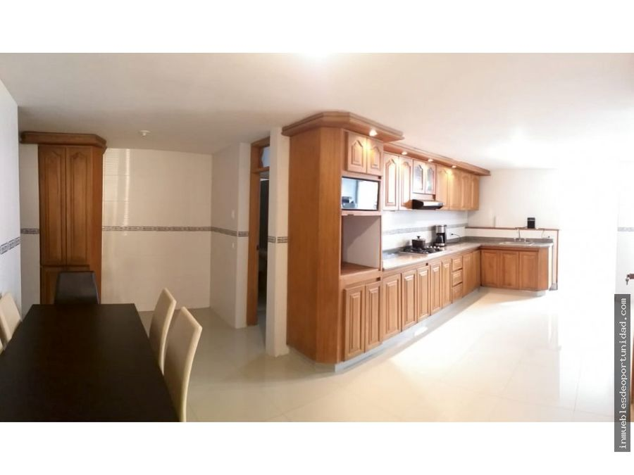apartamento el golf 236 mts2