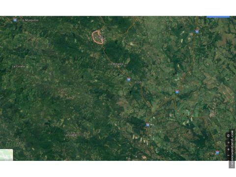 vendo terreno solar en yamasa 6507 metros