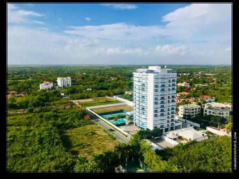 apartamentos 12 y 3 hab juan dolio villa palmera oceanfront