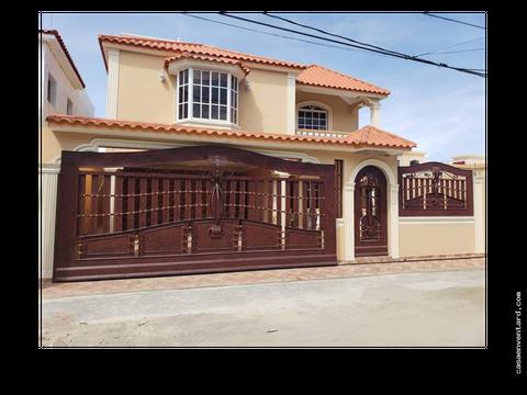 casa 3hab mirador del este san isidro santo domingo este