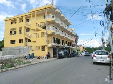 vendo edificio apartamento local en san isidro