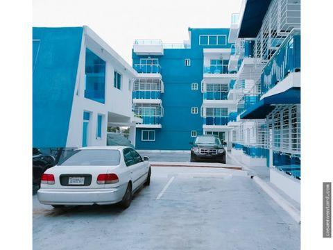 apartamento en venta en el ensanches isabelita sde