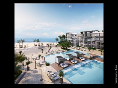 apartamentos de lujo frente a la playa en punta cana ocean bay