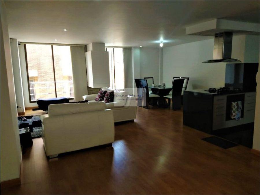 vendo penthouse duplex santa barbara bogota