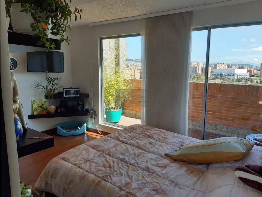 arriendo penthouse duplex 78mts
