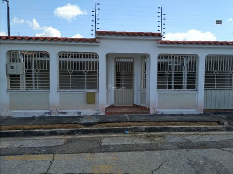 casa en venta en urb las trinitarias maritza colmenarez soc 162