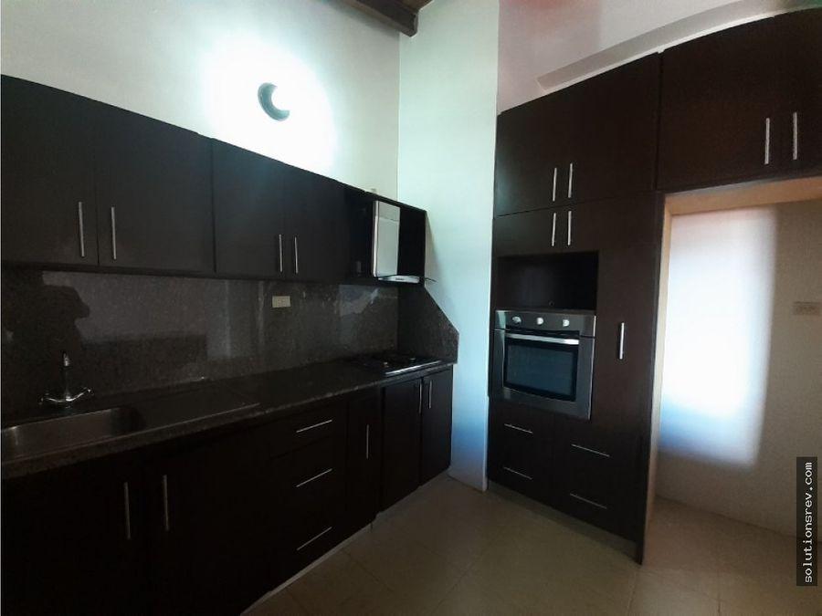 apartamento en venta en cabudare soa 047