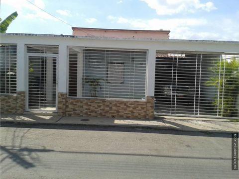casa en villas del centro la morita edo aragua