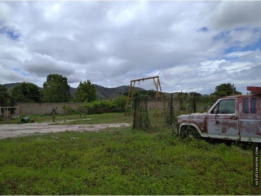 terreno en yagua