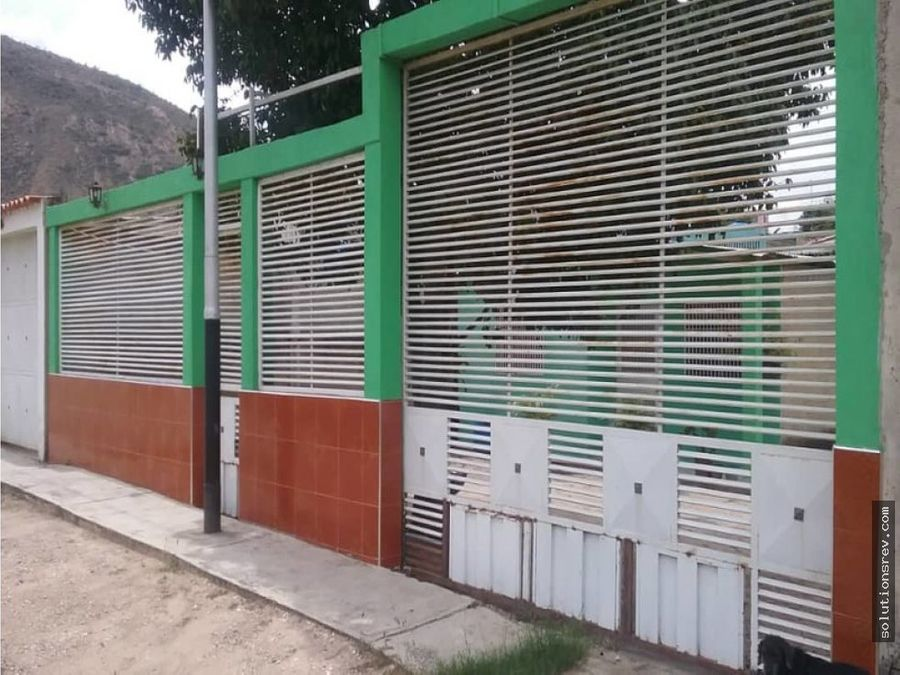 casa en venta en norte barquisimeto soc 075