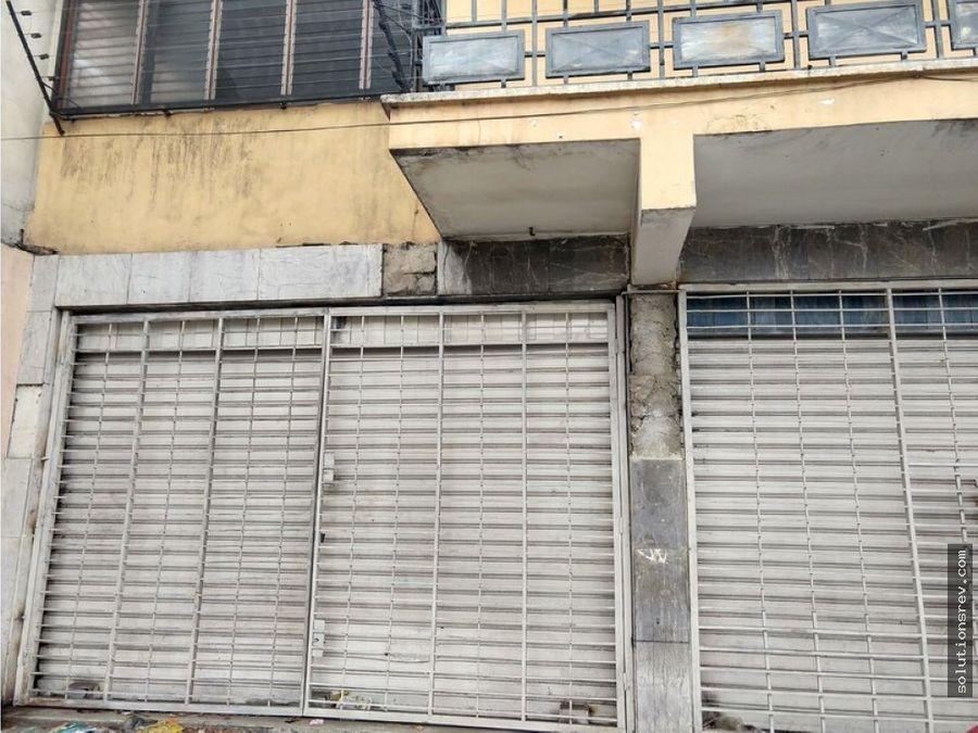 edificio en venta en el oeste barquisimeto