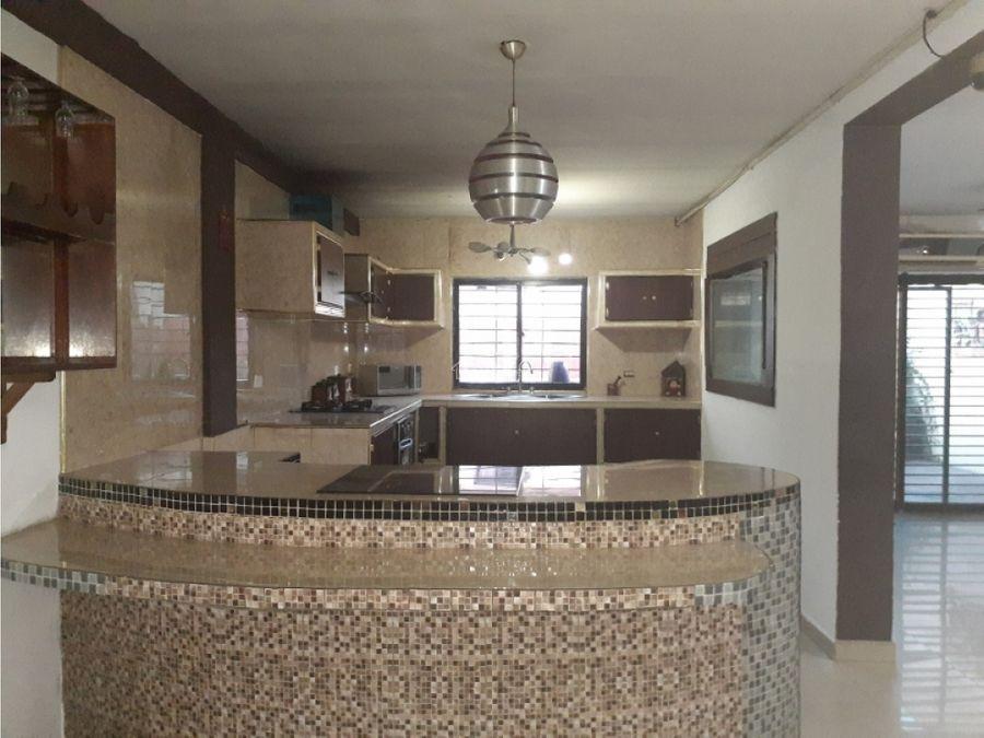 casa en venta urb parque choroni jessica medina soc 171