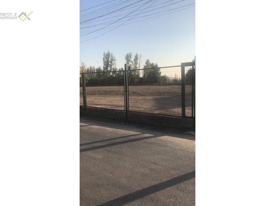 158800 arriendo sitio industrial construccion