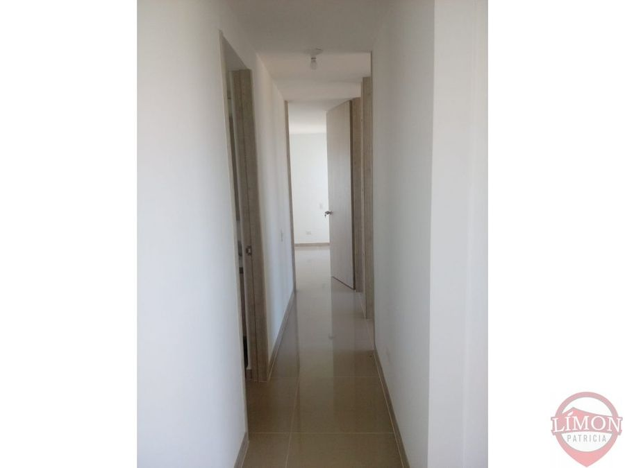 se alquila apartamento en el castillo jamundi