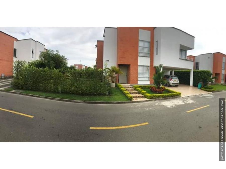 venta casa guaduales mercedes jamundi colombia