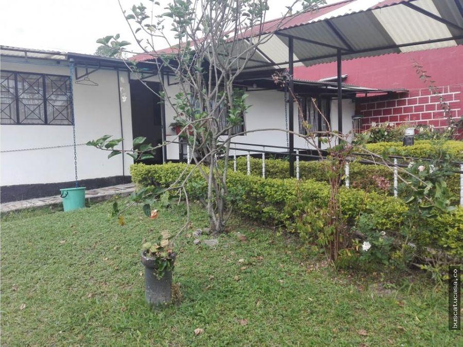 vendo casa lote en supata cundinamarca