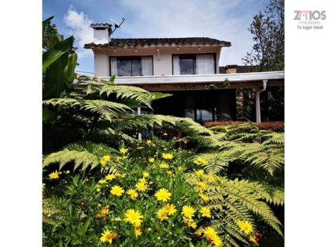 casa campestre venta rionegro