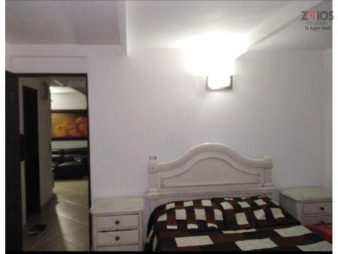 apartamento en venta loma del indio poblado 52m2
