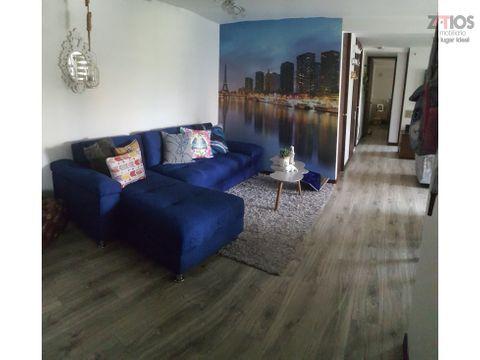 apartamento venta sector loma los bernal 89m2