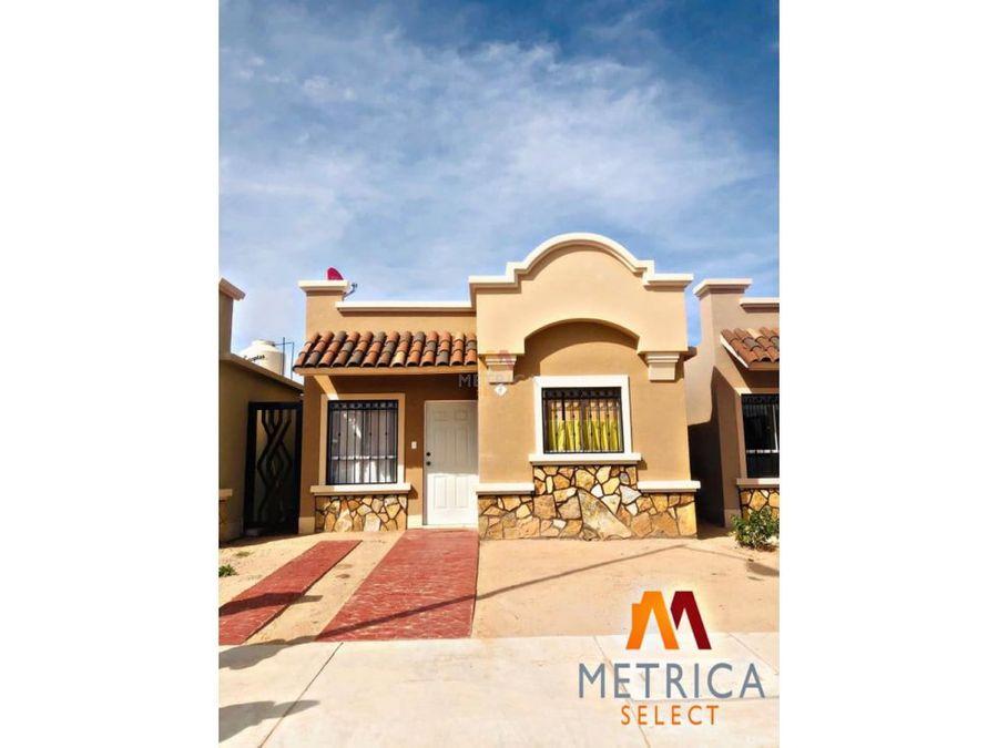 venta california residencial