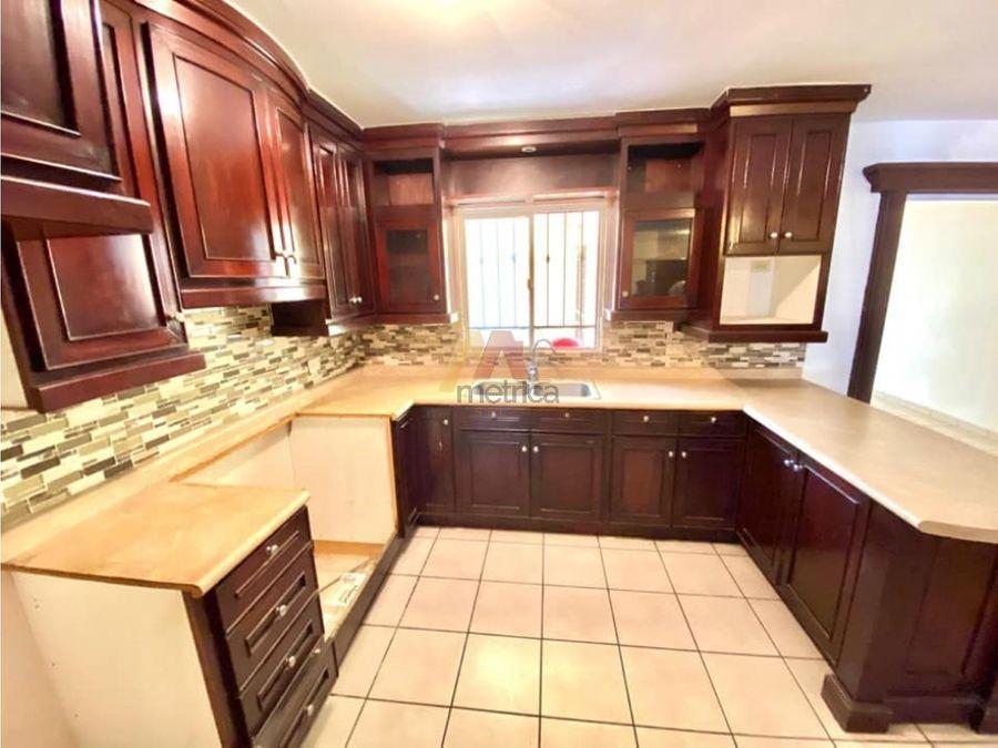 casa en venta villa bonita residencial ampliada