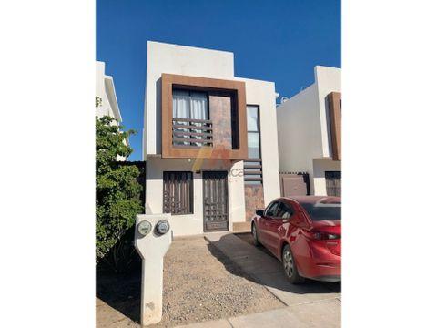 casa equipada 2 rec en col valladolid hermosillo norte