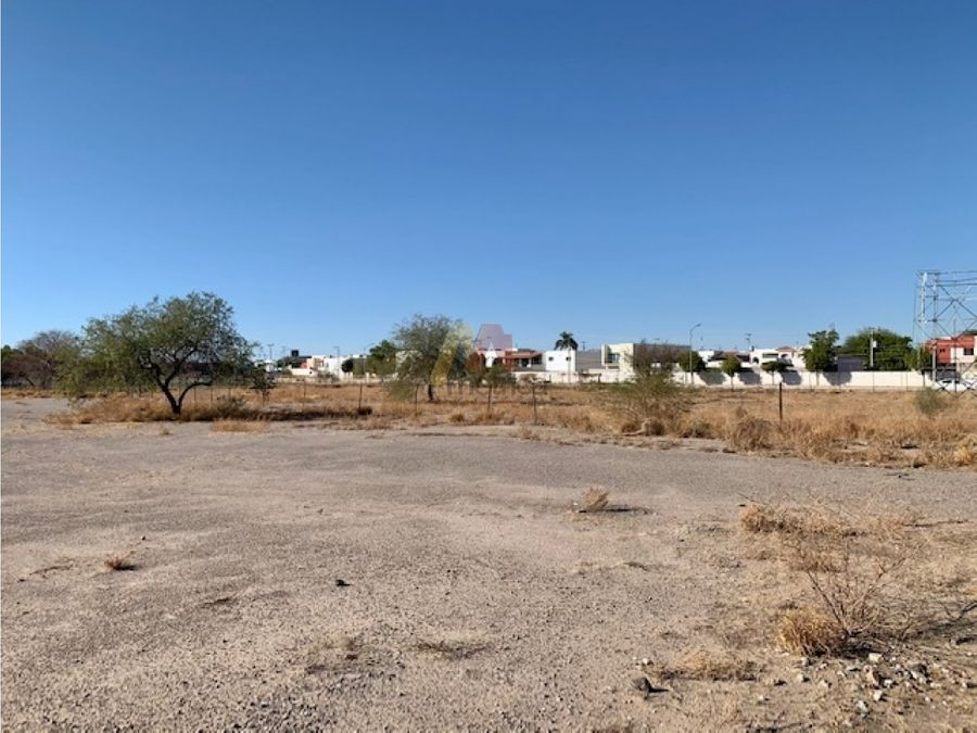 terreno comercial 5285 quintero arce y navarrete en hermosillo