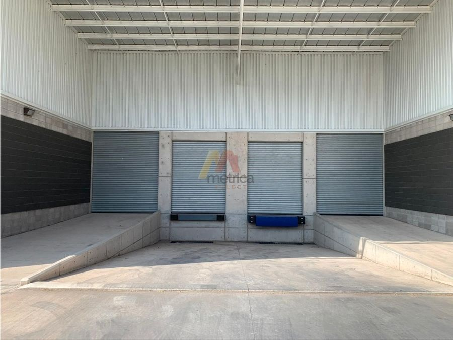 bodegas de 512 m2 junto al aeropuerto de hermosillo