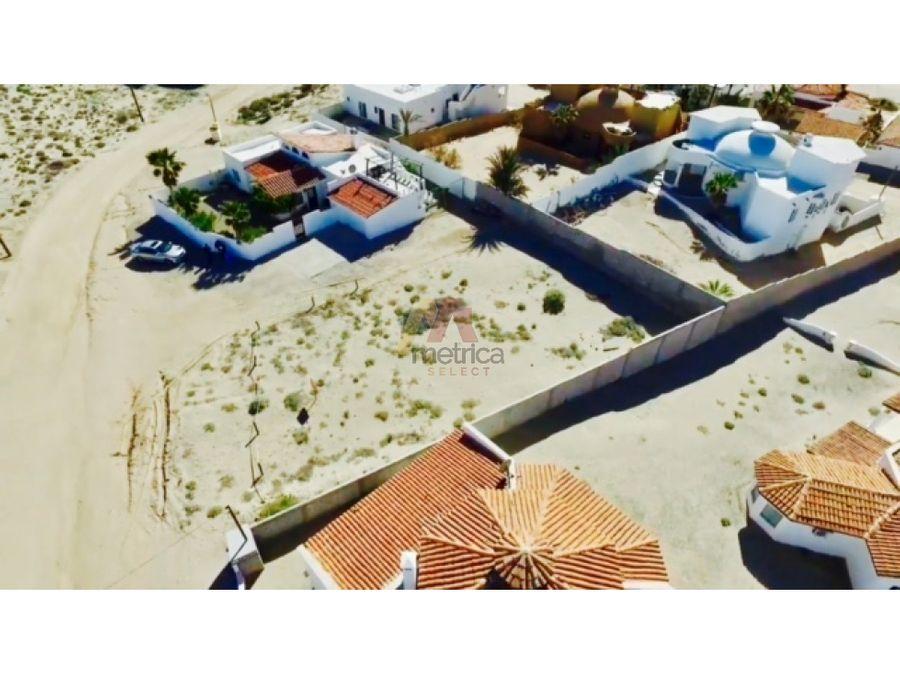 terreno residencial en las conchas puerto penasco sonora rocky point