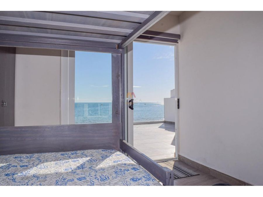 hermosa casa en bahia de kino frente a la playa