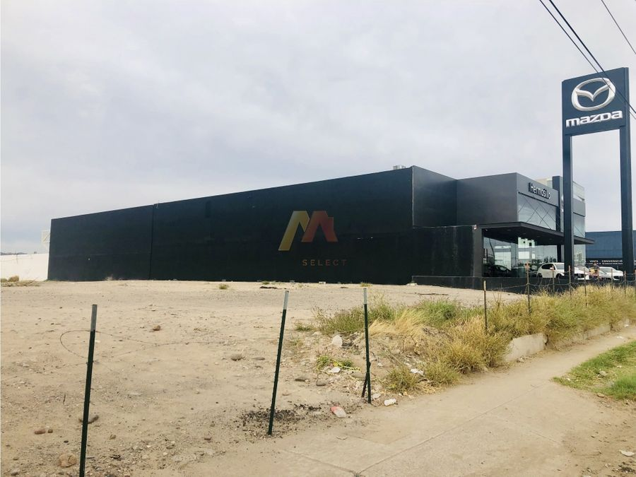 terreno comercial de 16000 m2 blvd colosio en hermosillo
