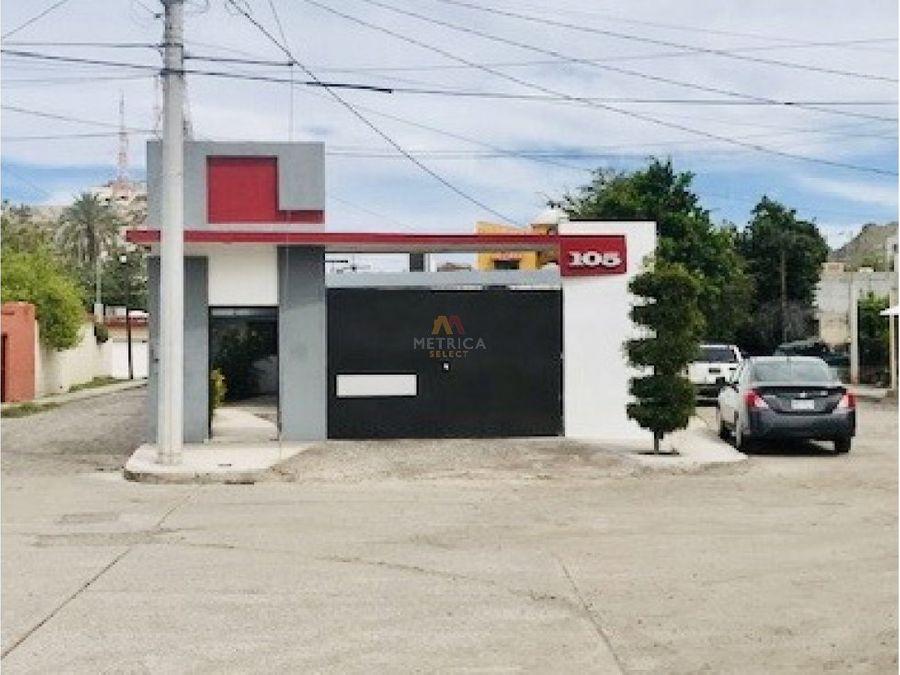 oficina en venta en centenario en hermosillo